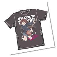 けいおん! 平沢唯Tシャツ チャコール サイズ:L