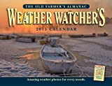 img - for The Old Farmer's Almanac 2015 Weather Watcher's Calendar book / textbook / text book