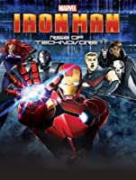 Iron Man: Rise Of Technovore (English Subtitled) [HD]