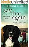 Say That Again (The Faderville Novels)