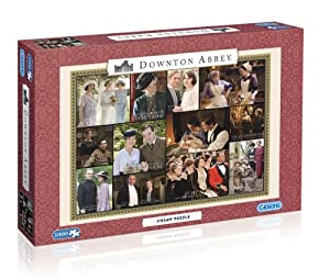 Gibsons Downton Abbey Jigsaw Puzzle (1000 Pieces)