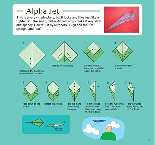 how to make a very fast paper plane