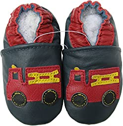 Fire truck dark blue 0-6M