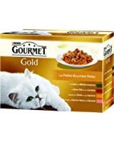 Gourmet Gold - Les Petites Bouchées Rôties - 12 x 85 g