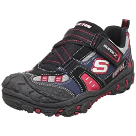 Skechers Little Kid/Big Kid Gripperz Super Z Sneaker