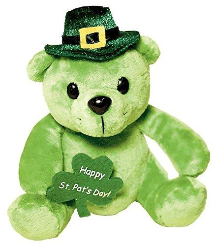 Leprechaun Plush Bear
