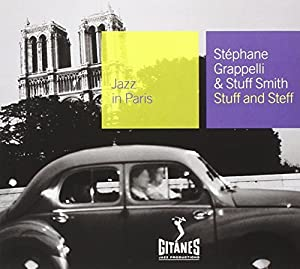 Collection Jazz In Paris - Stuff And Steff - Digipack