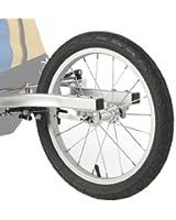 Burley, Rimorchio per bicicletta Fahrradanhänger Zubehör Double Jogger Kit , Multicolore (multicolour), Taglia unica
