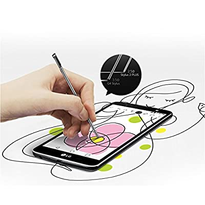 LG Stylus 2 Plus K535D Smart Phone, Titan