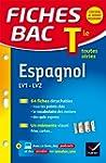 Fiches bac Espagnol Tle (LV1 & LV2):...