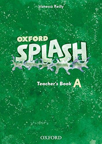 Splash A: Teacher's Book