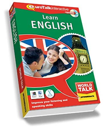 World Talk British English: Improve Your Listening and Speaking Skills - Intermediate (PC/Mac)