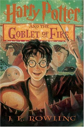 Harry Potter and the Goblet of Fire (Book 4), ROWLING, J.K.