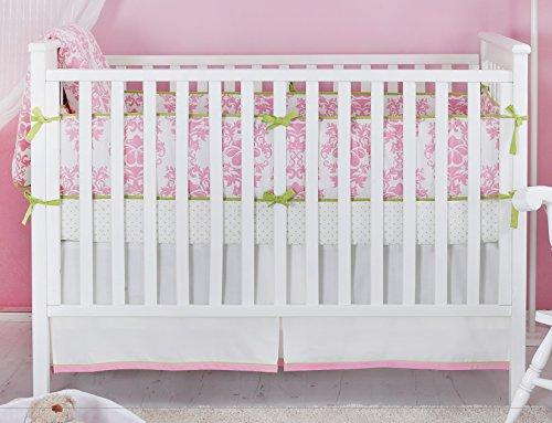 Novela Ela 3 Piece Organic Baby Bedding Set