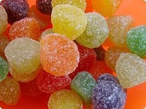 Sugar Sweets Glass Worktop Saver - 28 x 20cm
