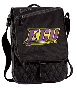 ECU Logo IPAD BAGS TABLET CASES East Carolina University Pirates College Logo Holders... by Broad Bay