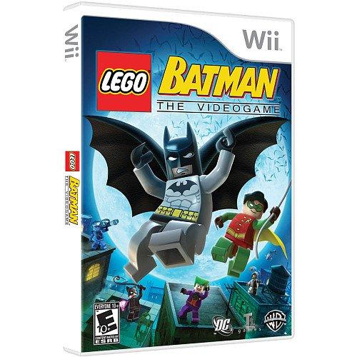 Lego Batman For Nintendo Wii front-660161