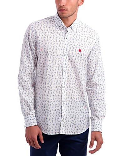 Polo Club Camisa Hombre Brescia Cavalino Blanco