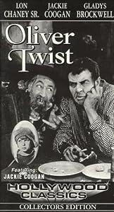 Edouard Trebaol Oliver Twist VHS