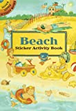 Beach Sticker Activity Book (Dover Little Activity Books)