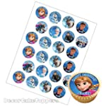 24 x Personalised Frozen Birthday Cup...