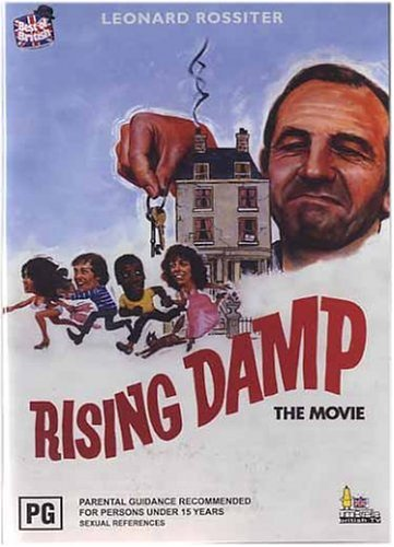 Rising Damp: The Movie [DVD]