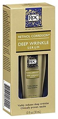Roc Retinol Correxion Deep Wrinkle Serum 1oz