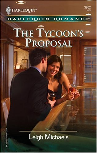 Image for The Tycoon's Proposal (Harlequin Romance)