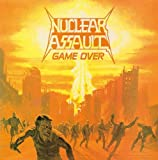 Game Over+The Plague by Nuclear Assault [Music CD]