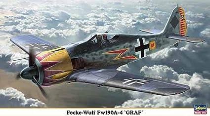 Maquette avion: FW 190A-4 GRAF