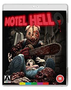 Motel Hell [Blu-ray] [Import anglais]