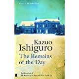The Remains of the Dayby Kazuo Ishiguro