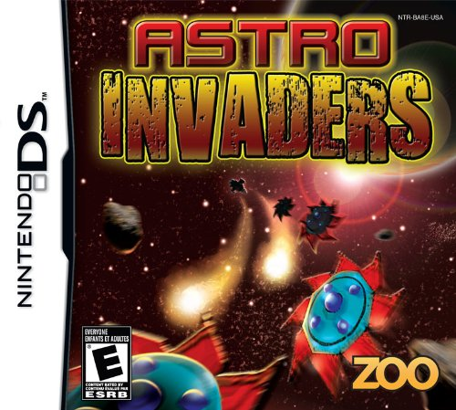 Astro Invaders - Nintendo DS - 1