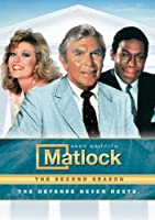 Matlock - The Second Season by Paramount