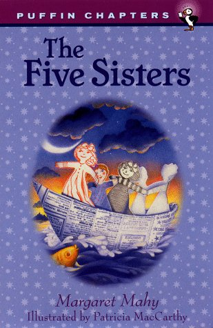 The Five Sisters (Puffin Chapters), Mahy, Margaret