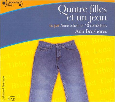 Quatre filles et un jean (coffret 4 CD)