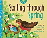 img - for Sorting Through Spring (Math in Nature) book / textbook / text book