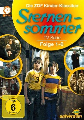 Sternensommer - Folge 01-06 [2 DVDs]