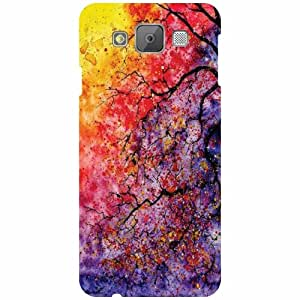 Samsung Galaxy E5 Back Cover