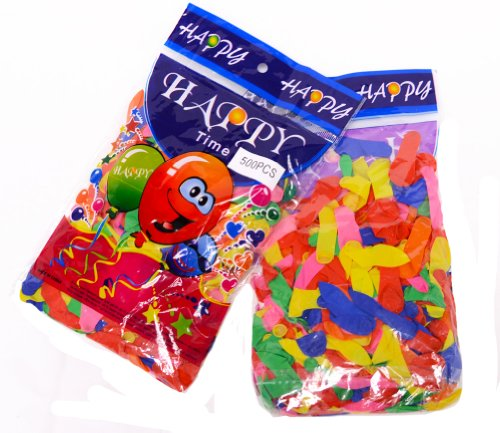 500 Pack Water Balloons front-914057