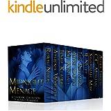 Midnight Menage: A Ten Book Menage Romance Bundle