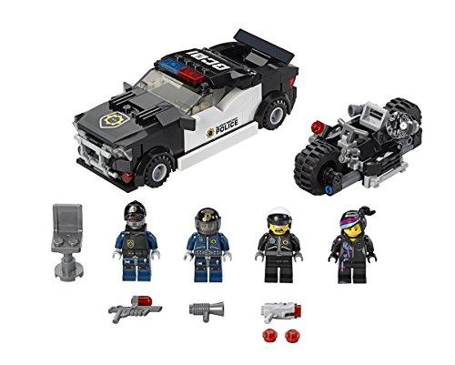 レゴ ムービー バッド・コップのカーチェイス 70819
