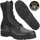 Altama 4168 3LC Black Jungle Mil Spec Boot, 5.5 Reg (Color: Black, Tamaño: 5.5 M US)