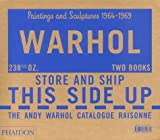 echange, troc  - The Andy Warhol catalogue raisonné Coffret 2 volumes : Volume 2, Paintings and sculptures 1964-1969 , édition en langue angla