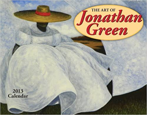 Jonathan 2013 The Art of Jonathan Green 2013