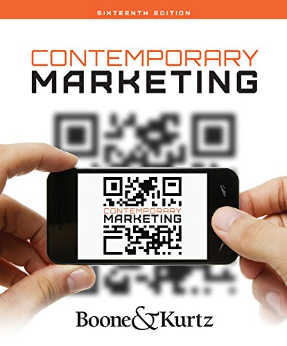 MindTap Marketing Instant Access for Boone/Kurtz's Contemporary Marketing [Instant Access]