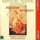 Mandoline und Fortepiano