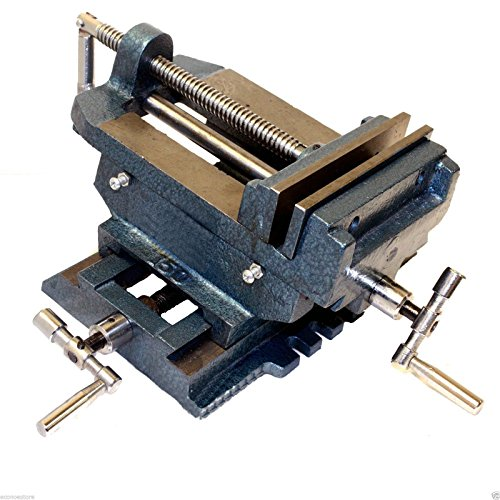 "Why Should You Buy HFS Tm Brand 4"" Cross Slide Vise Drill Press Metal Milling 2 Way X-y Heavy D..."