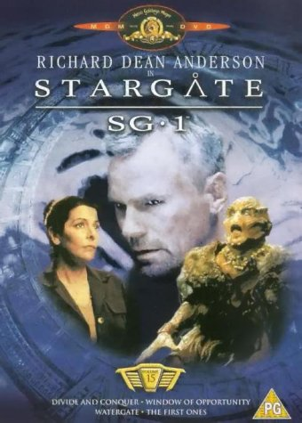 Stargate S.G -1: Season 4 (Vol. 15) [DVD]