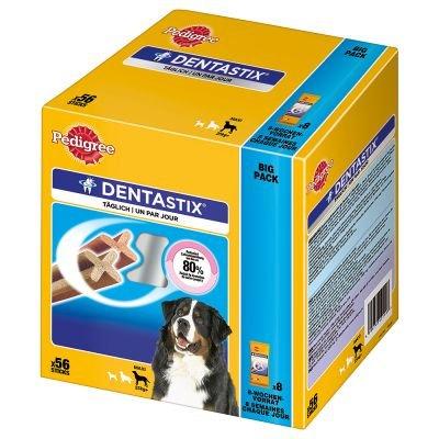 PEDIGREE DENTASTIX MULTIPACK LARGE X56 DOG